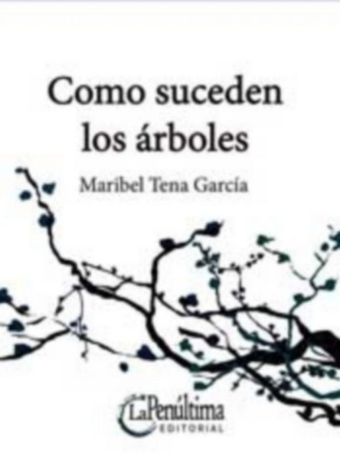 'Como suceden los árboles' es la última obra de poesía de Maribel Tena. / Efe