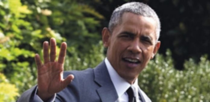 El presidente de Estados Unidos