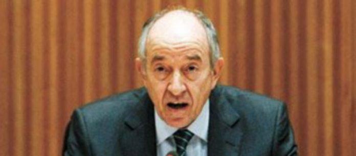El gobernador del Banco de España