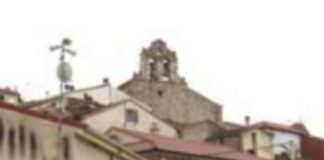 Casa Consistorial de la localidad segoviana de Cuevas de Provanco/El Adelantado