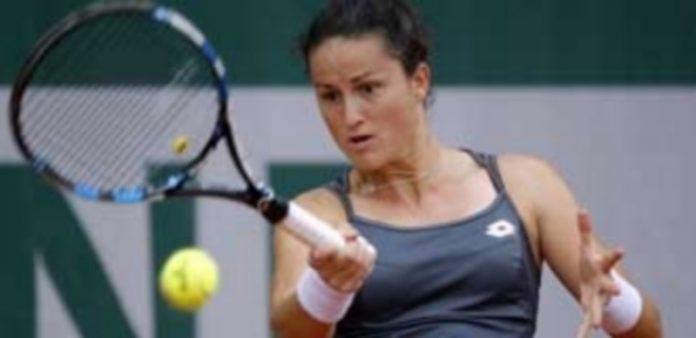 La tenista española