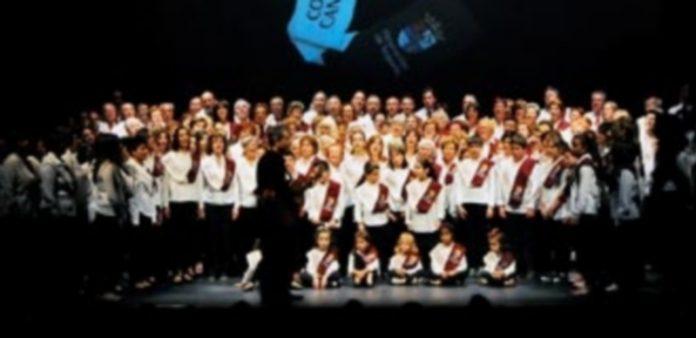 El escenario del Teatro Juan Bravo volverá a acoger un año más a los coros del proyecto que dirige José Ramón Bayón