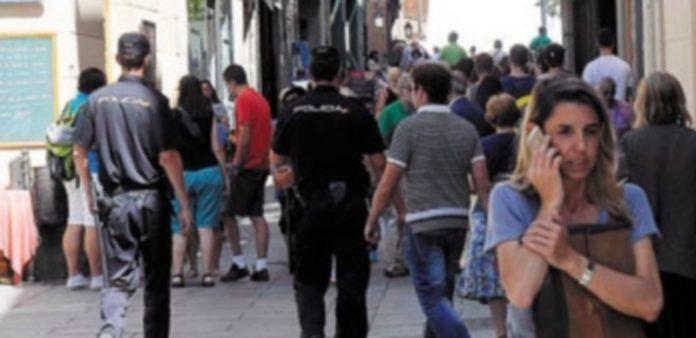 El balance de criminalidad recoge los datos de la Policía Nacional