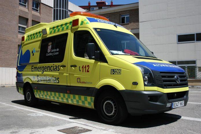 Ambulancia SACYL - Soporte Vital Básico