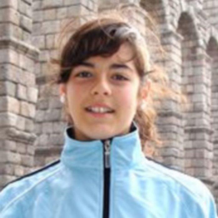 La atleta del CAS Caja Segovia