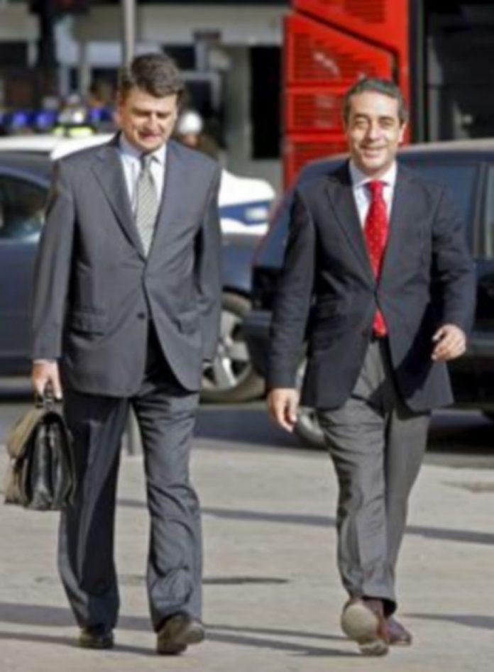 El ex vicepresidente del Gobierno valenciano