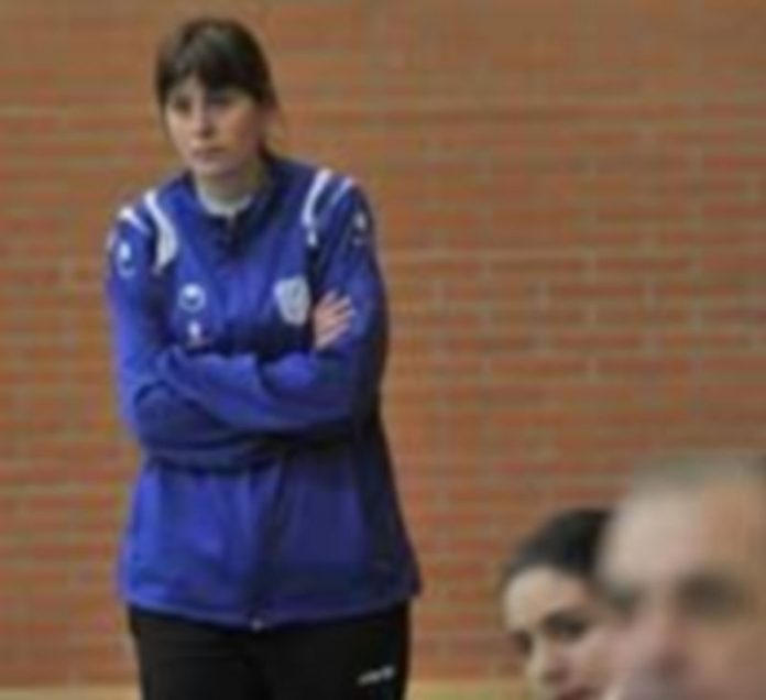 La entrenadora del Unami