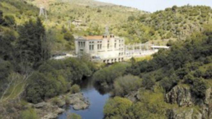 Central hidroeléctrica de El Burguillo en la provincia de Ávila. / Ical