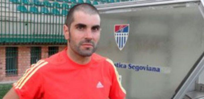 El director deportivo de la Gimnástica Segoviana