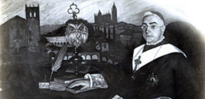 Remigio Gandásegui retratado por Ramón de Zubiaurre en 1919. / FOTO ARCHIVO DEL MUSEO DE BELLAS ARTES DE BILBAO