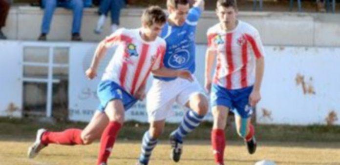 El delantero granjeño César Bravo –que vuelve a estar a disposición de su entrenador–