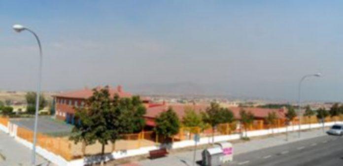 El humo ha llegado a Segovia capital y los pueblos cercanos a la Sierra./ EL ADELANTADO