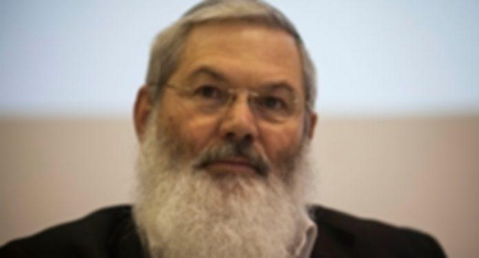 Una imagen del 'número dos' del Ministerio de Defensa de Israel