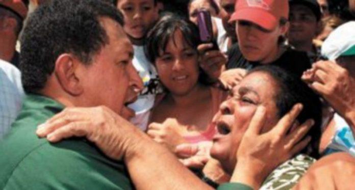 El presidente venezolano