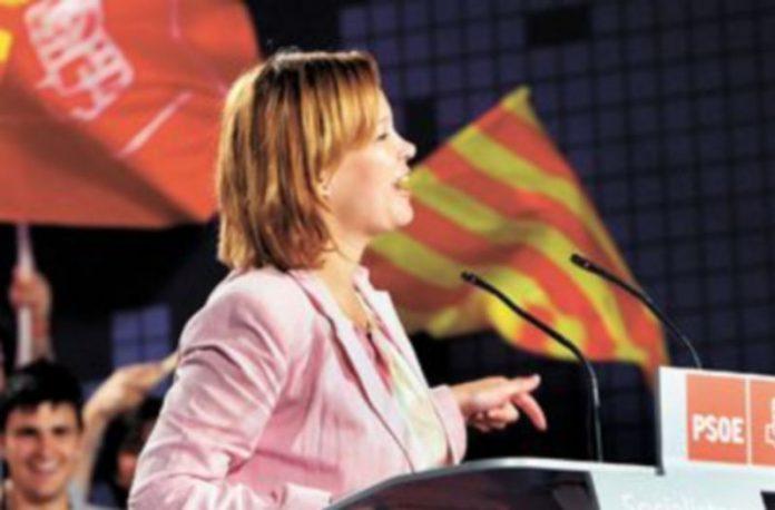 La secretaria de Organización del PSOE