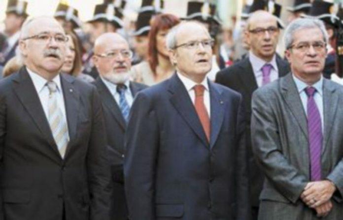 El 'president' de la 'Generalitat'