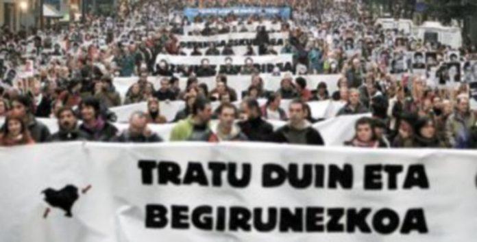 La izquierda 'abertzale' ha logrado que el Gobierno vasco autorice la marcha