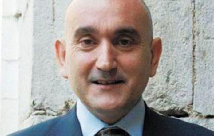 El ex consejero cántabro Javier del Olmo.
