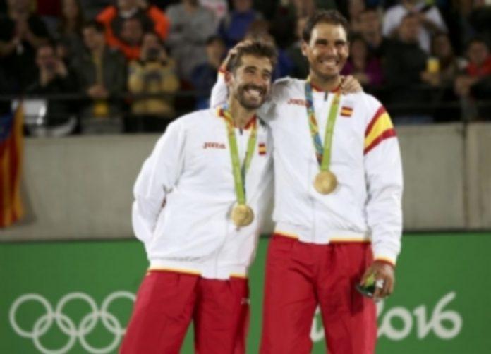 Los campeones olímpicos