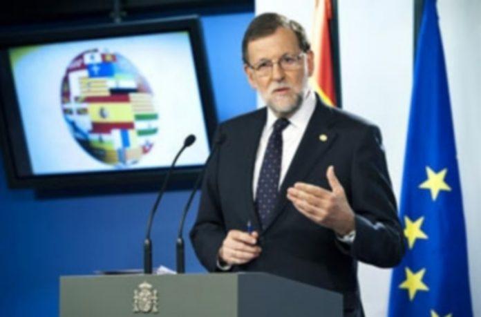El presidente del Gobierno español en funciones