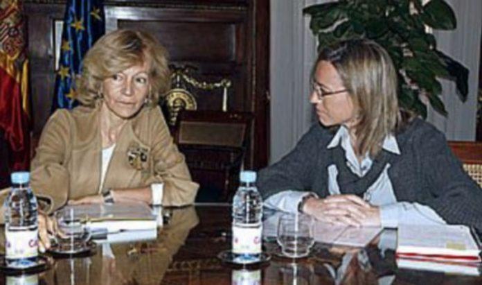 Las ministras