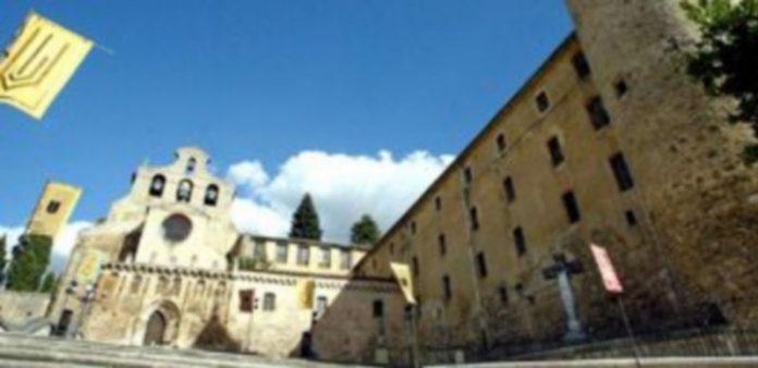 La iglesia de San Salvador de Oña