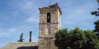 Fotografía de la Iglesia parroquial de 'Las Navillas'. / Félix Blanco