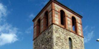 Iglesia parroquial de San Pedro. / F. B.