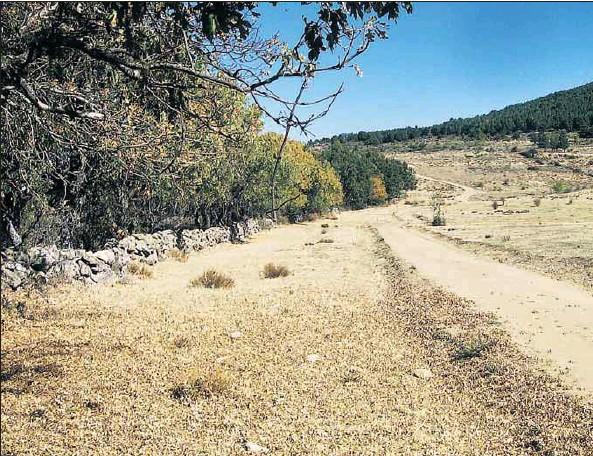 El Estado concluye el camino natural del Guadarrama