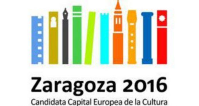Logotipo de Zaragoza 2016.