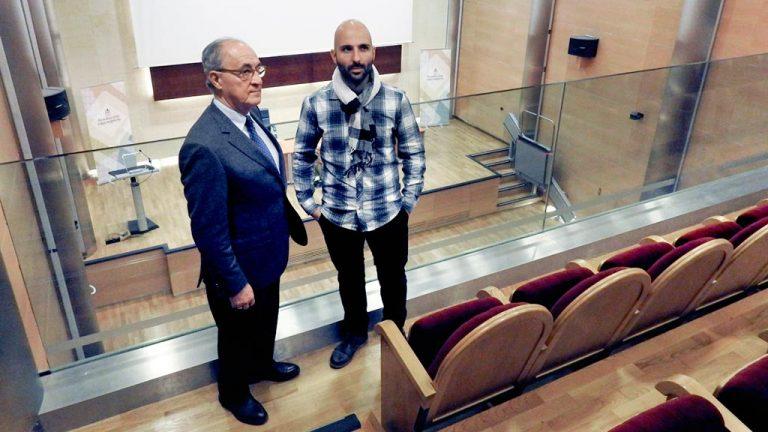 El cine vuelve al casco histórico con la apertura de la Sala Caja Segovia