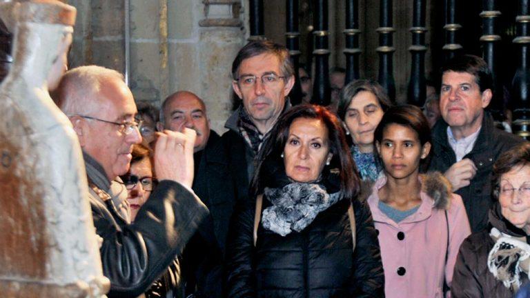 Masiva respuesta a la visita de la Catedral de Segovia en la Inmaculada
