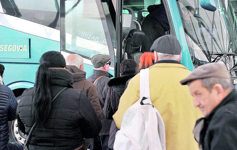 El nuevo servicio de transporte a Madrid no comenzará antes de marzo
