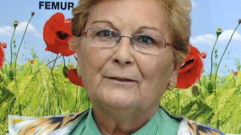 Juana Borrego presenta su dimisión como miembro de la Fundación Caja Segovia