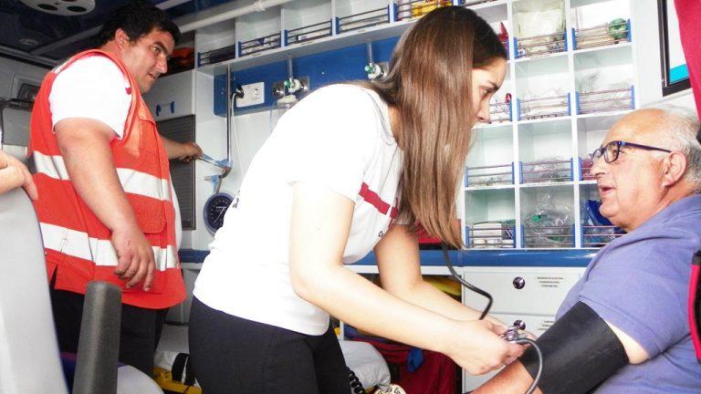 Cruz Roja tiene en Segovia más de 700 voluntarios