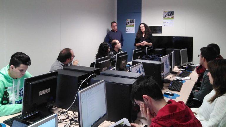 Diputación y EOI lanzan dos nuevos cursos para jóvenes desempleados