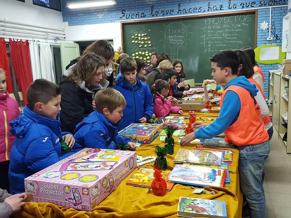 Los alumnos del CEIP La Pradera celebrarán su fiesta este miércoles