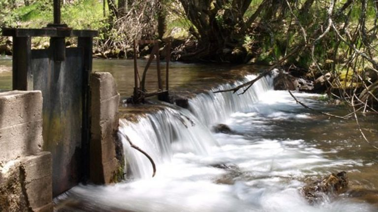 Más agua para 'La Atalaya'