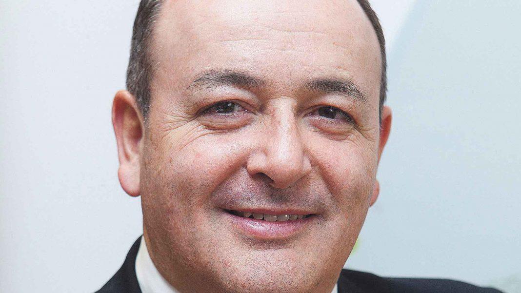 Benigno Lacort, director general de Smart Knowledge, empresa especializada en innovación social. / E. A.