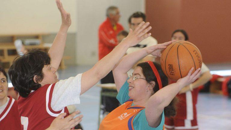 La Liga 'Special Olympics Plena Inclusión' celebra  sus treinta años en Segovia