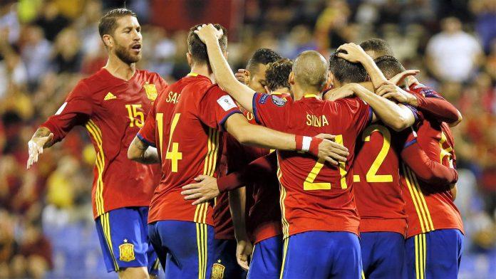 La Selección Española cuenta entre las favoritas a ganar el Mundial de Rusia.