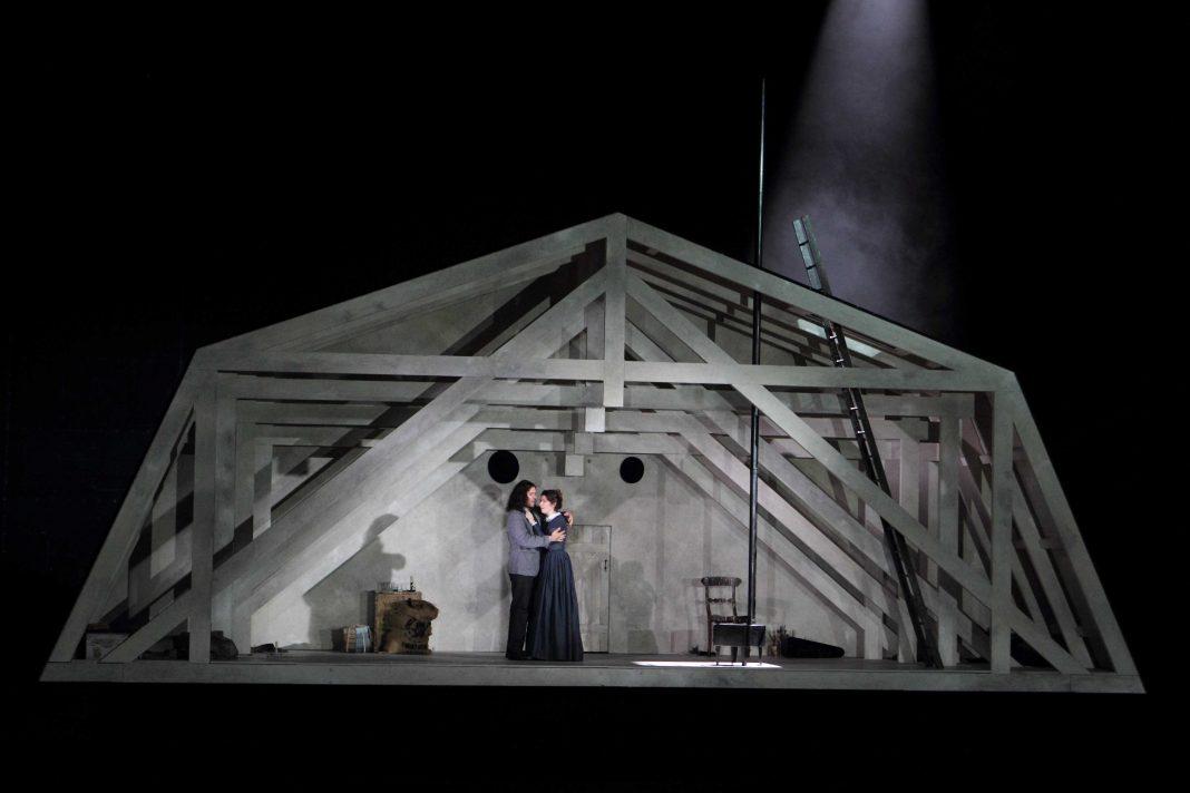'La Boheme', de Puccini, es una de las obras que podrán visionarse a través de la aplicación.