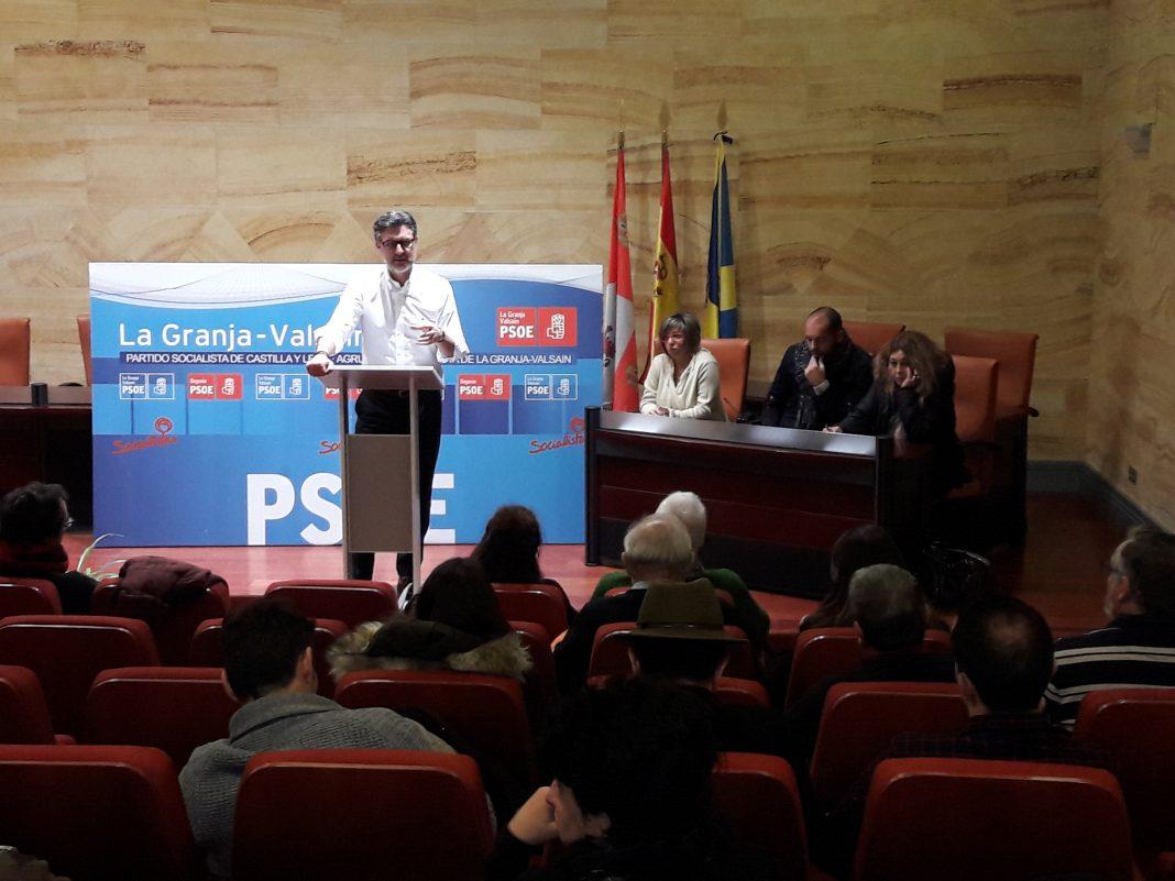 José Luis Vázquez ha sido reelegido secretario local del PSOE.