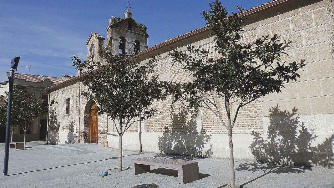Iglesia de Santiago. / JOSE ANTONIO SANTOS