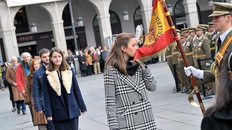 Segovia y la Artillería refrendan su común compromiso por la unidad
