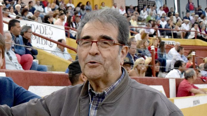 Pablo Pastor, en Cuéllar. / Marta Herrero