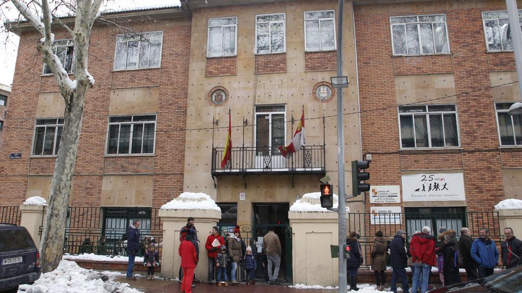 colegio Diego de Colmenares