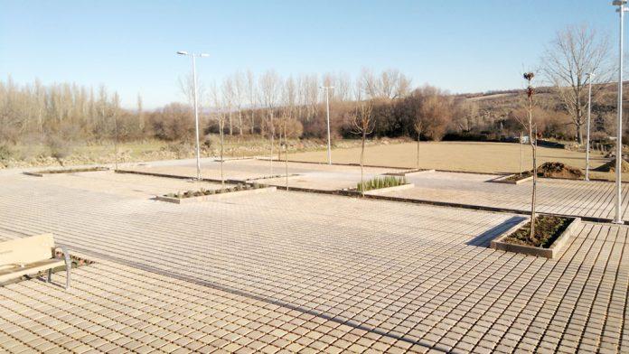 Vista del aparcamiento. / E.A.
