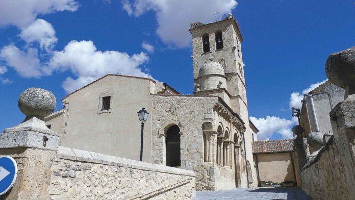 Iglesia parroquial de Santiago Apostol. / José Antonio Santos