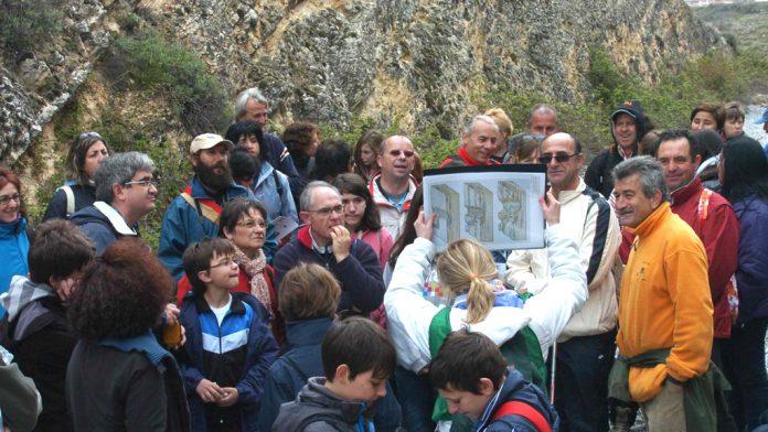 visita guiada geologia